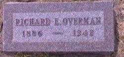 Richard E. Overman