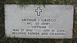 Arthur Ignacio Griego