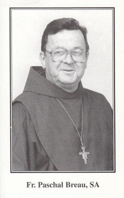 Fr Paschal Maurice Breau, SA