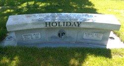 Donna Jean <I>Horst</I> Holiday