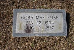 Cora Mae <I>Tillman</I> Rube