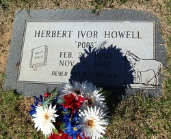 "Herbert Ivor ""Herb"" Howell"