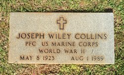 Joseph Wiley Collins