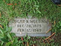 Edgar Kimmins McConn