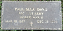 Paul Max Davis