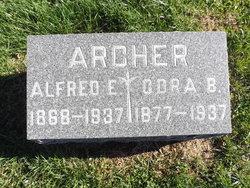 Cora Belle <I>Boes</I> Archer