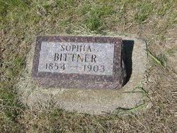 Sophia <I>Hieb</I> Bittner