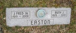 Ruth J <I>Johnston</I> Easton