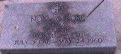 Noel Albert Rose