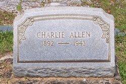 "Charles Gibson ""Charlie"" Allen"