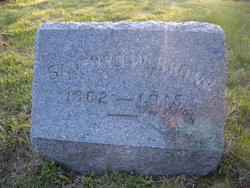 Sanford W. Brown