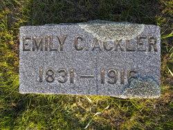 Emily C. Ackler