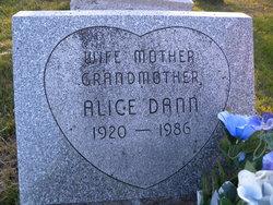Alice Dann
