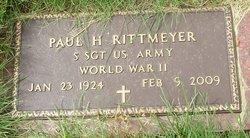 Paul Henry Rittmeyer