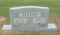 Norman Donald Sexton