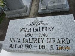 Julia <I>Dalfrey</I> Girard