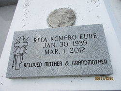 Rita <I>Romero</I> Eure