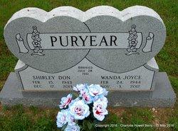 Wanda Joyce <I>Lee</I> Puryear