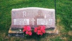 """Eugene G """"Gene"""" Raleigh"""