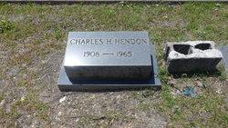 Charles H Hendon