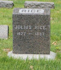Julius Rice