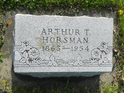 Dr Arthur T Horsman