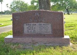 Doris Lily <I>Goodman</I> Katz