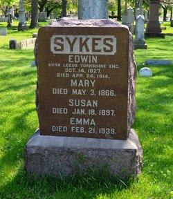 Edwin Sykes