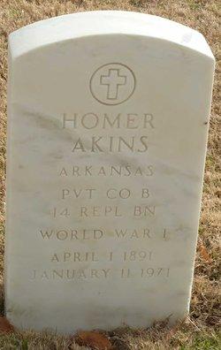 Homer Akins