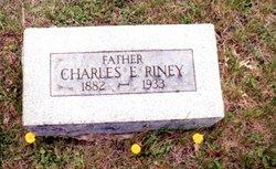 """Charles Eugene """"Charlie"""" Riney"""