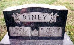 "Robert Edmond ""Bob"" Riney"