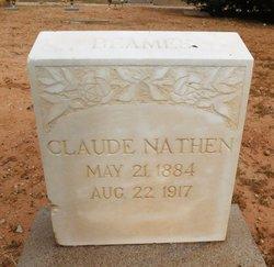 Claude Nathen Beames