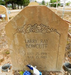 Larry Ray Bowcutt