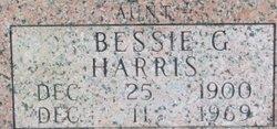 Bessie Gilmore Harris (1900-1969) - Find A Grave Memorial
