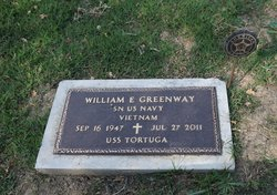 "William Edward ""Billy"" Greenway"