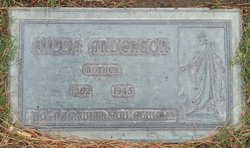 Hilda <I>Bennett</I> Anderson