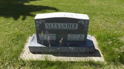 Betty M <I>Kemmer</I> Alexander