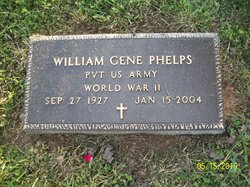 "William Gene ""Cisco"" Phelps"
