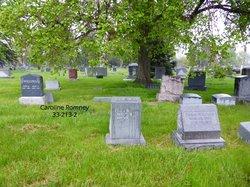 """Caroline """"Lina"""" <I>Westcott</I> Romney"""
