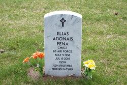 """CMSGT Elias Adonais """"Don"""" Pena"""