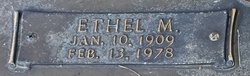 Ethel M. <I>McNeil</I> Baynes