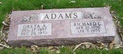 Richard C Adams