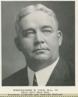 Whitefoord Russell Cole