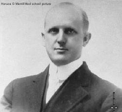 Horace G Merrill