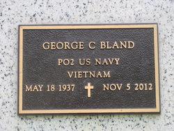 George C Bland