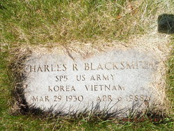 "Charles Russell ""Chuck"" Blacksmith"