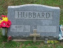 Mary Gertrude <I>Goller</I> Hubbard