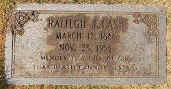 Raleigh Jefferson Cash
