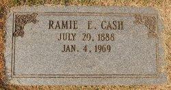 Ramie E. <I>Swope</I> Cash