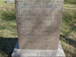 Nathaniel B Gee, Jr